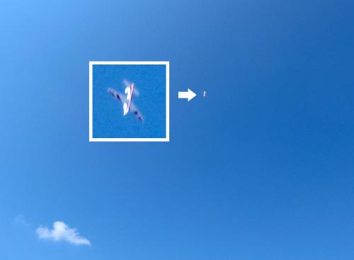 EMB、飛んでるトコ~! その2。