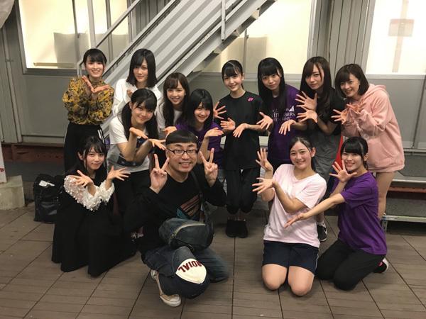 乃木坂46 3期生単独ライブ イジリー岡田