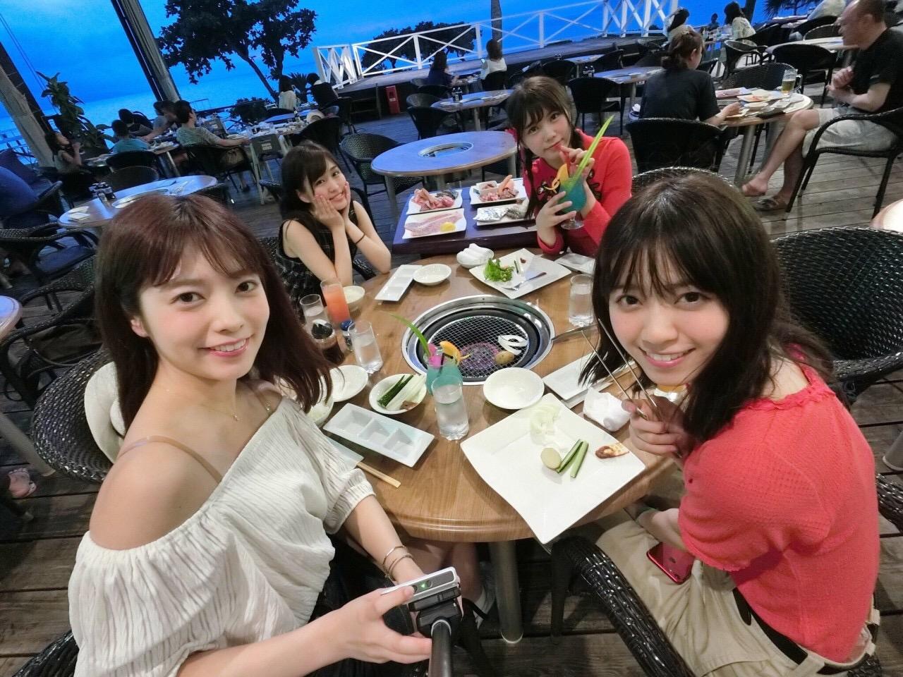 西野七瀬 iPhone7 RED