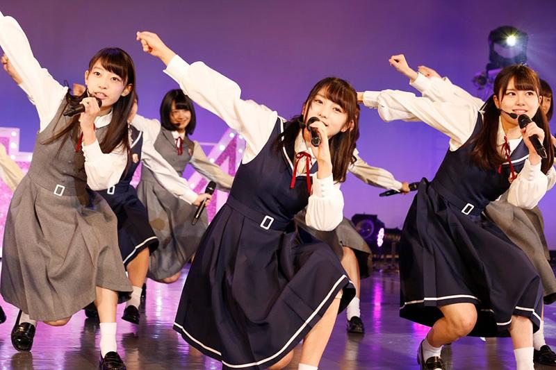 乃木坂46三期生 初の単独ライブ