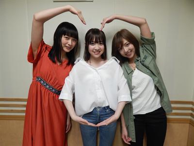 5/28放送「乃木のの」ゲストは鈴木絢音&和田まあや