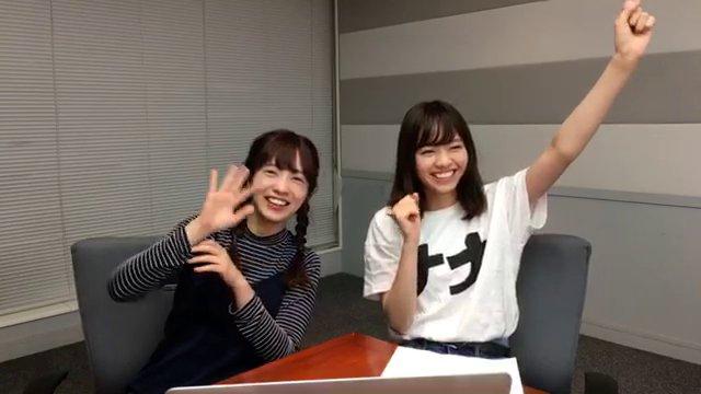 西野七瀬 ナナTシャツ