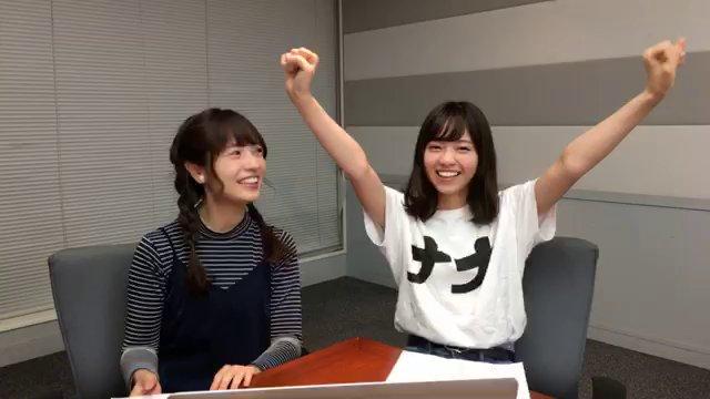 西野七瀬 ナナTシャツ2