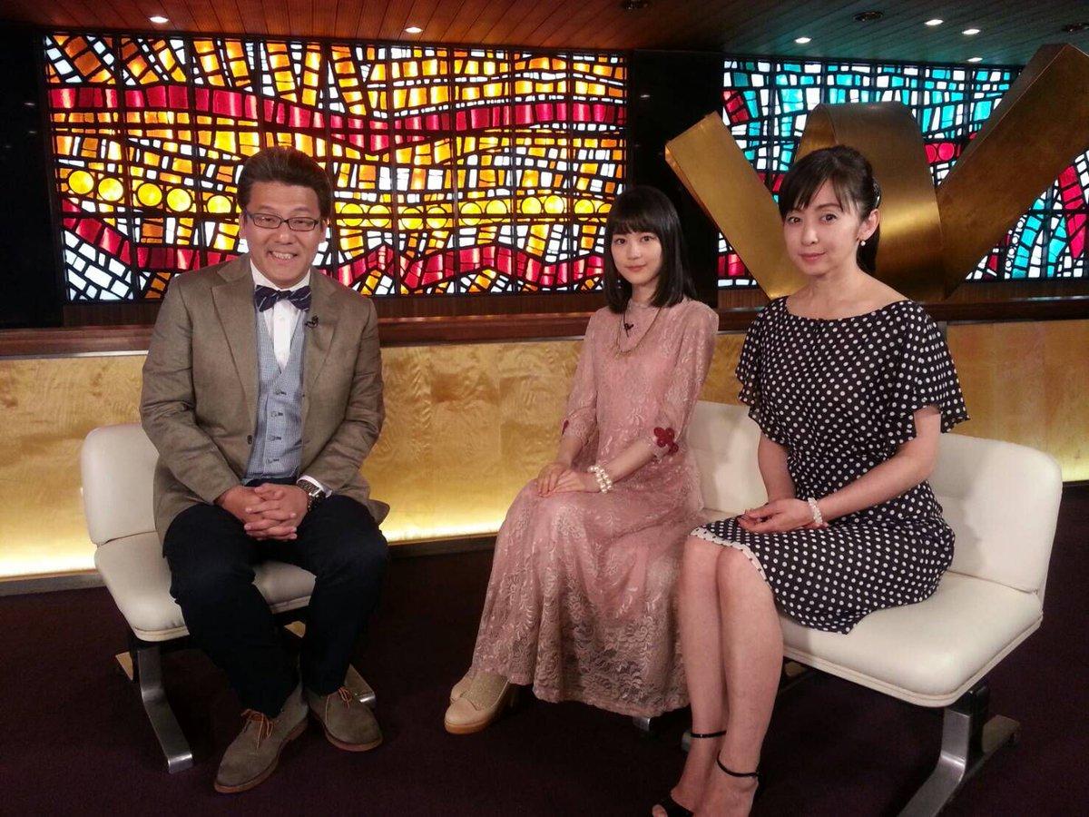 めざましテレビ レ・ミゼラブル 軽部真一 生田絵梨花 斉藤由貴