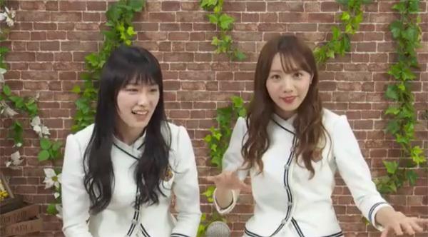 乃木坂46高山一実&能條愛未 SHOWROOM「3rdアルバムリリースを皆でお祝いしようSP」