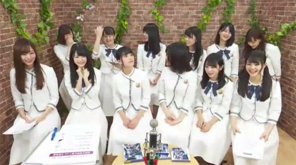 乃木坂46 3期生SHOWROOM「3rdアルバムリリースを皆でお祝いしようSP