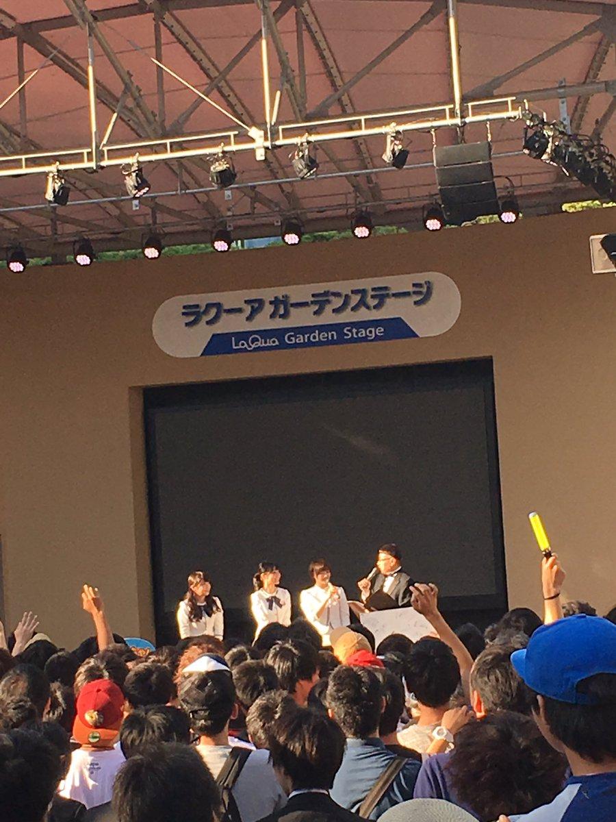 「NOGIBINGO!8」番組企画イベント収録 生田絵梨花 秋元真夏 中田花奈