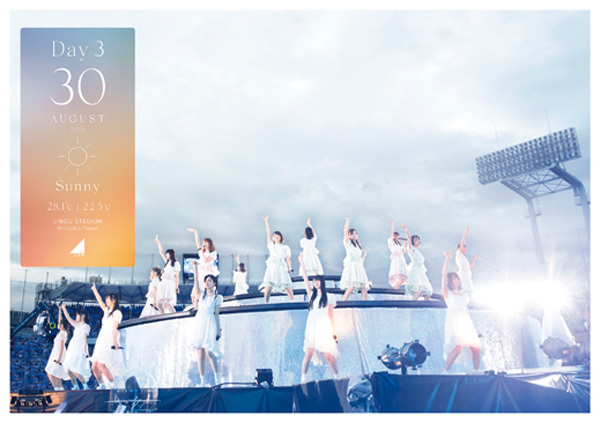 乃木坂46 4th YEAR BIRTHDAY LIVE Blu-ray Day-3