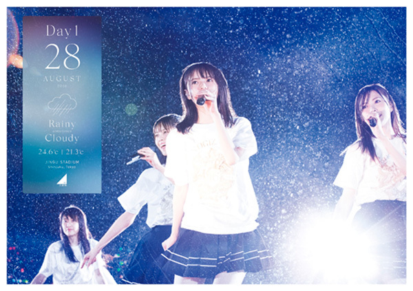 乃木坂46 4th YEAR BIRTHDAY LIVE Blu-ray Day-1