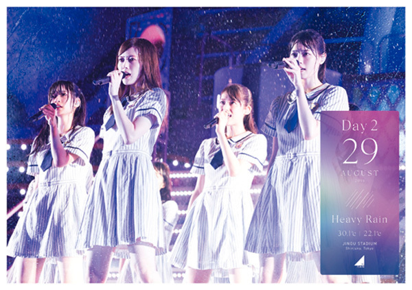 乃木坂46 4th YEAR BIRTHDAY LIVE Blu-ray Day-2