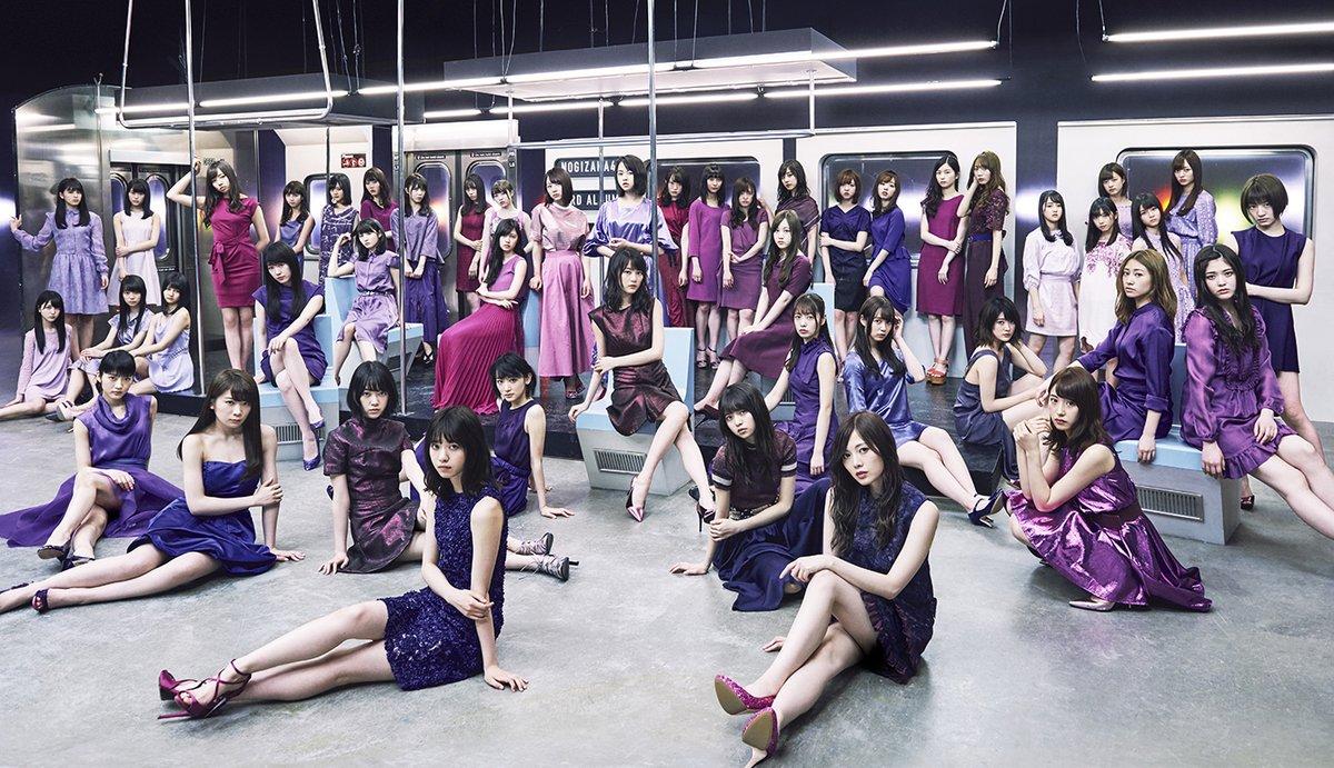 乃木坂46 M-on