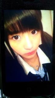 若月佑美ブログ3