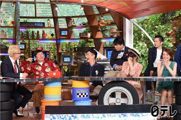世界まる見え!テレビ特捜部 西野七瀬4