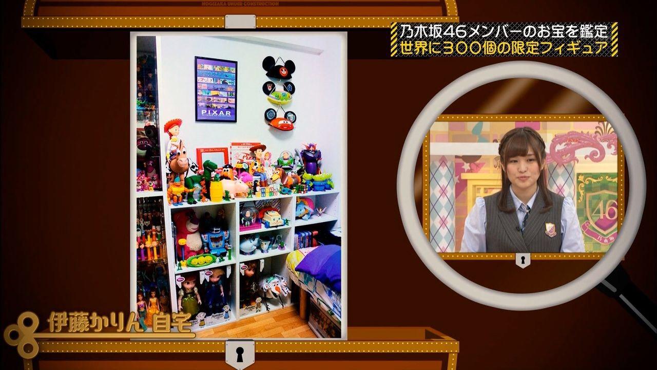 伊藤かりん ディズニー 部屋3