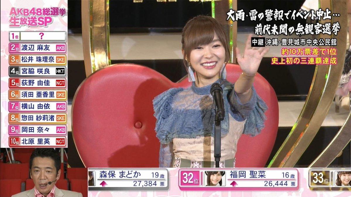 第9回AKB48選抜総選挙
