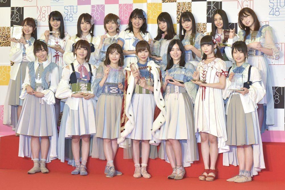 AKB48 49thシングル選抜メンバー集合写真