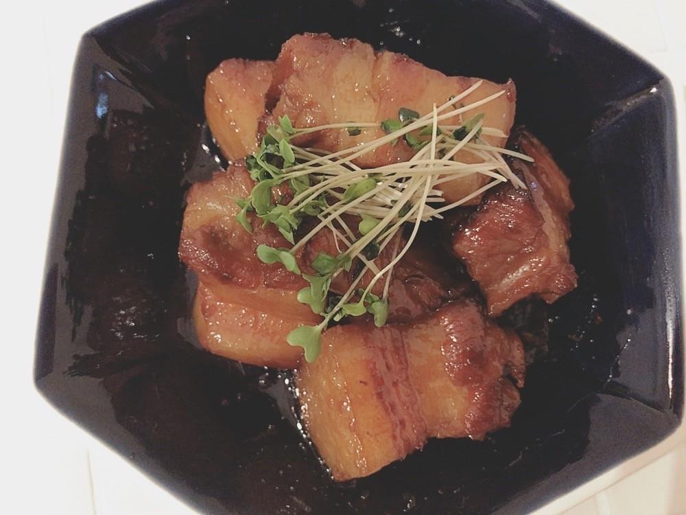 西野七瀬 豚の角煮