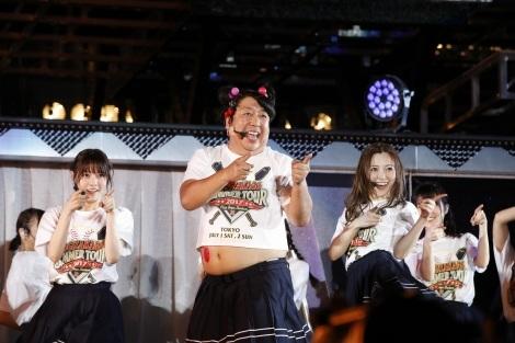 「乃木坂46 真夏の全国ツアー2017」明治神宮球場公演2日目 ヒム子