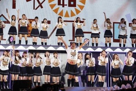 「乃木坂46 真夏の全国ツアー2017」明治神宮球場公演2日目 ヒム子6