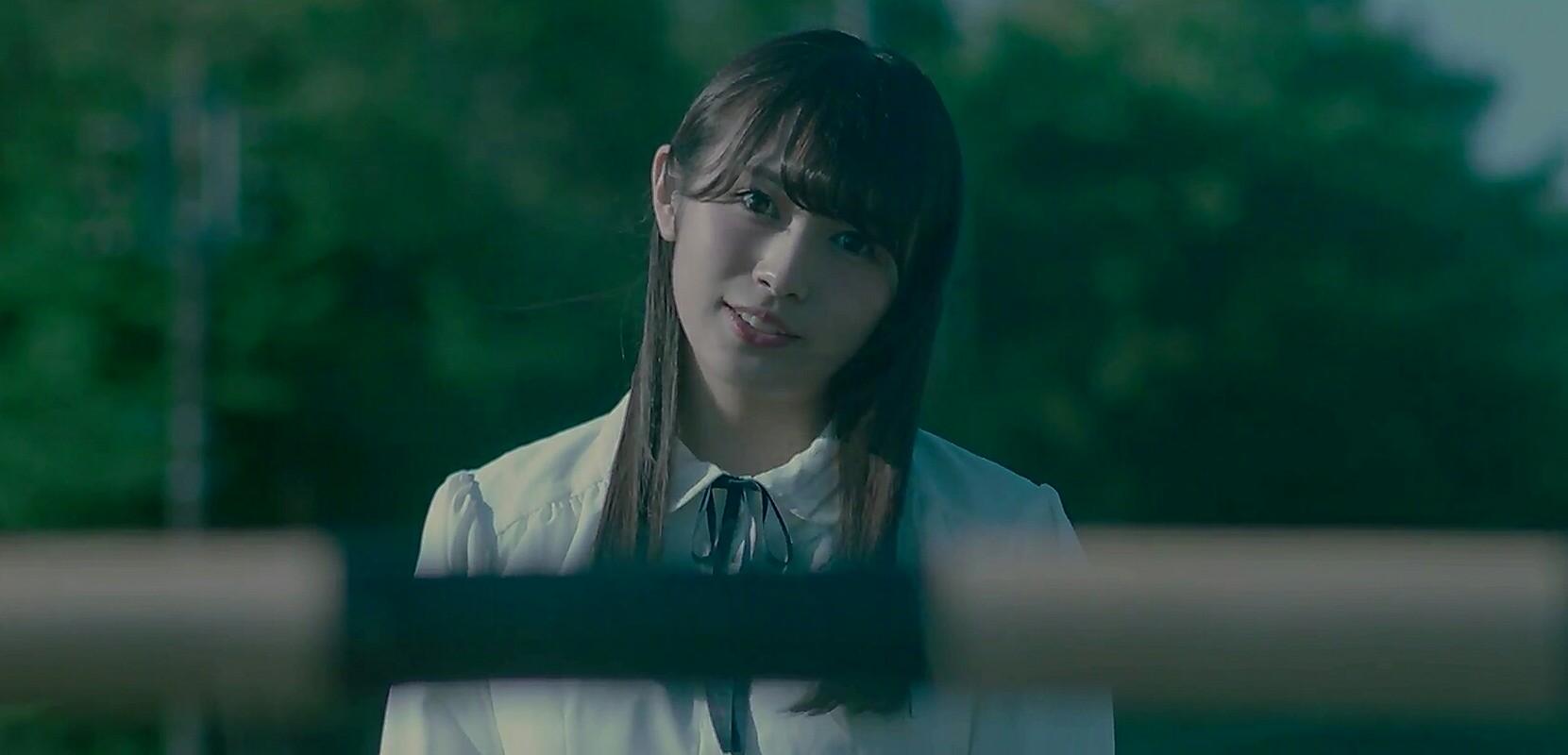 欅坂46「エキセントリック」MVフル 渡辺梨加