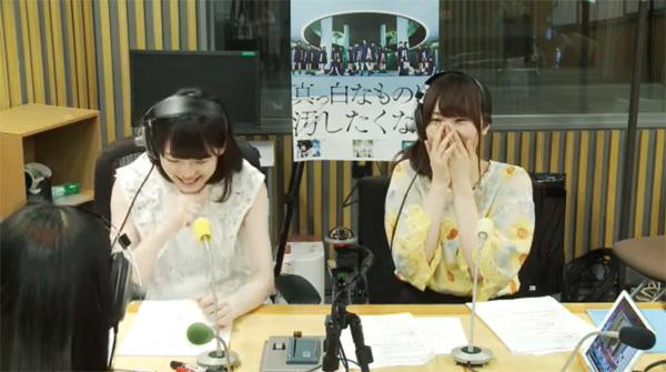 AKB48のオールナイトニッポン 欅坂46スペシャル 菅井友香 小池美波 長沢菜々香