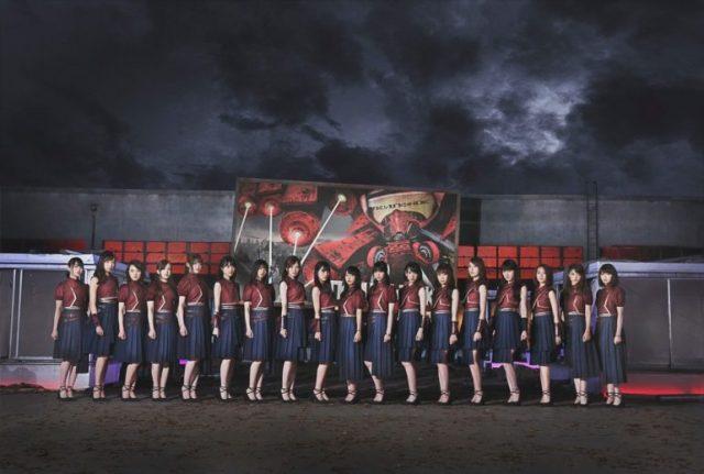 乃木坂46「女は一人じゃ眠れない」のアー写