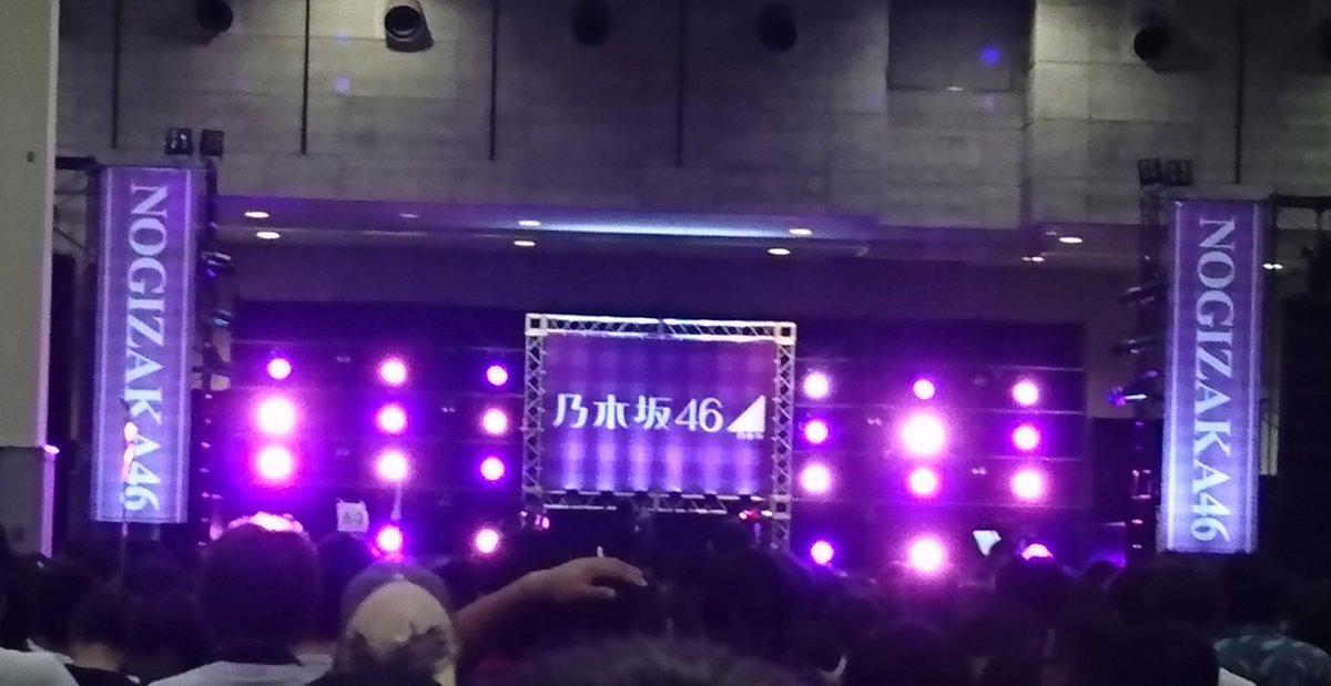 乃木坂46 3期生単独公演in大阪
