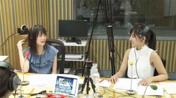 AKB48のオールナイトニッポン 乃木坂46スペシャル! 生田絵梨花 中元日芽香 斎藤ちはる