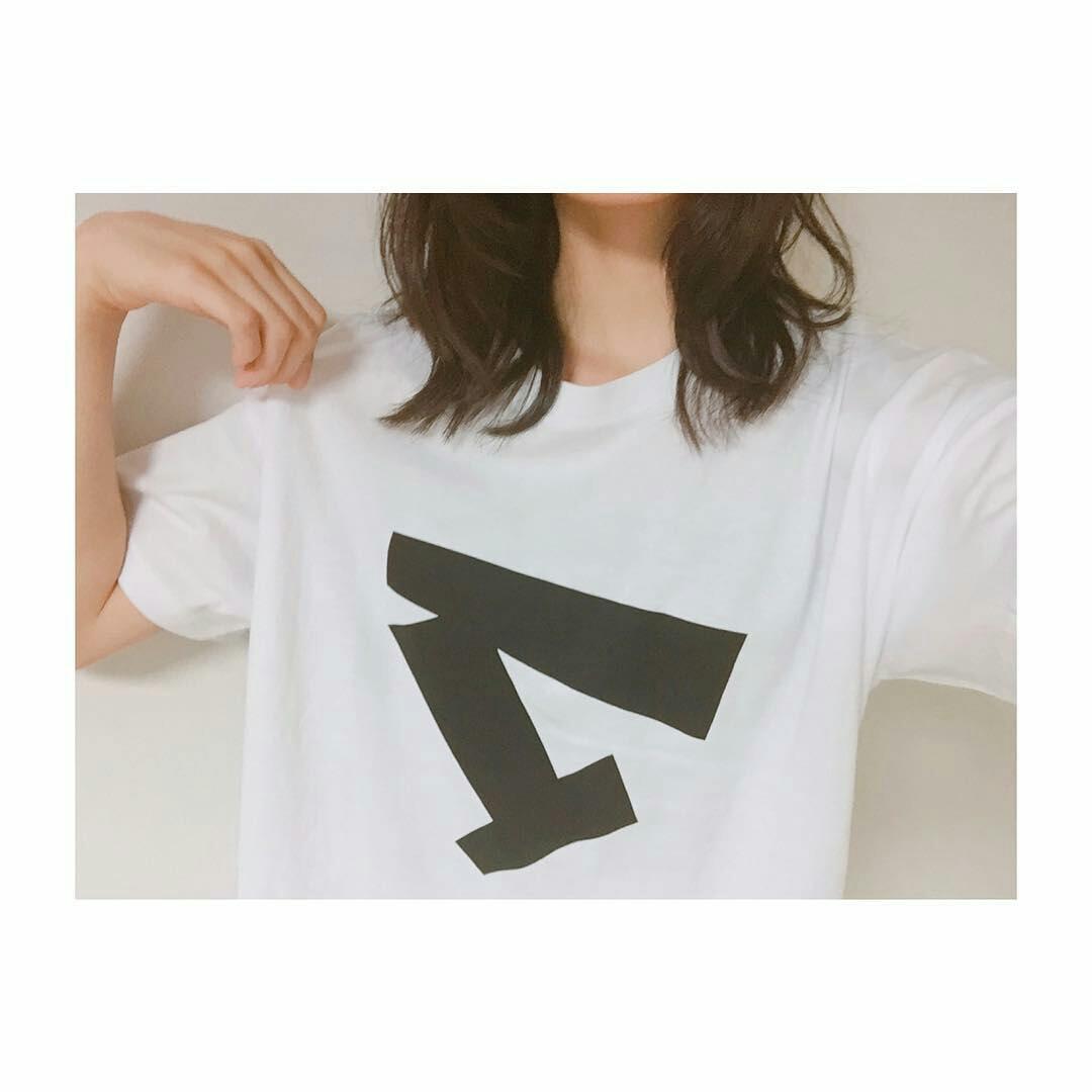 深川麻衣 バナナマン マTシャツ