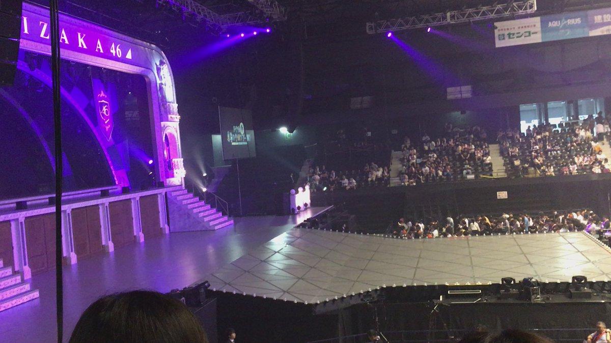 乃木坂46「真夏の全国ツアー2017」仙台公演2日目(昼・夜)セットリスト