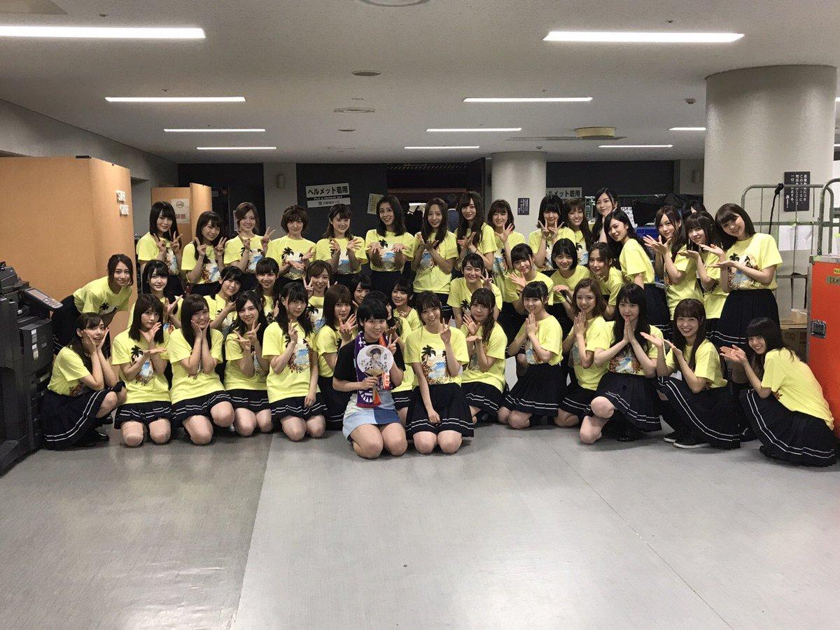 乃木坂46「真夏の全国ツアー2017 大阪城ホール3日目 平野美宇