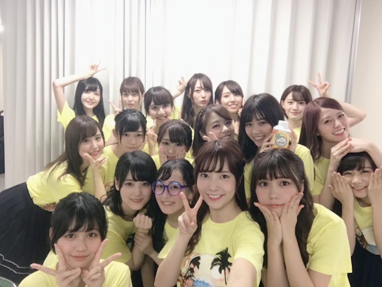 乃木坂46「真夏の全国ツアー2017」@大阪城ホール 斉藤優里ブログ写真