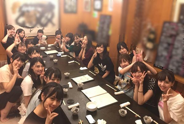 乃木坂46 大阪ご飯会2017 2