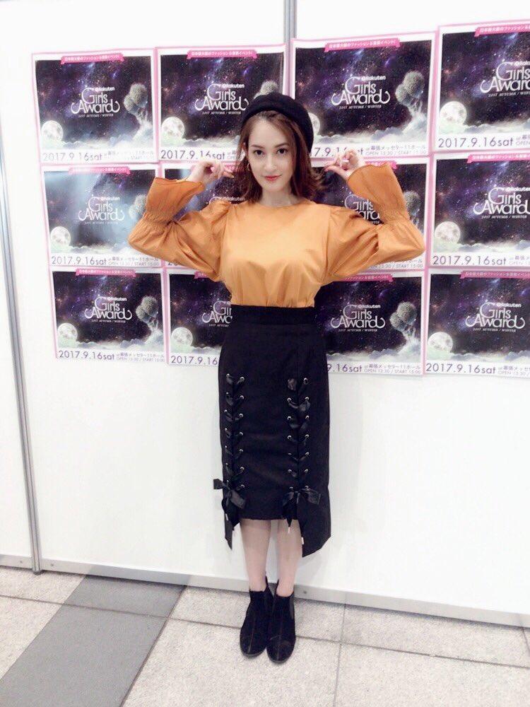 GirlsAward 宮沢セイラ2