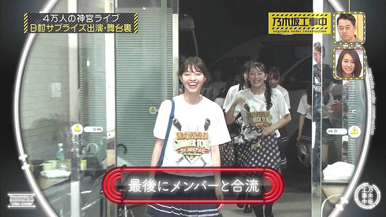 乃木坂46神宮ライブ 西野七瀬