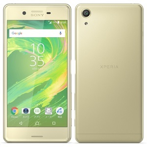 112_Xperia X Performance(502SO)
