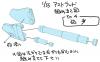 アストラッド組立図04 砲身