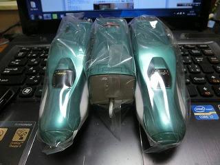 プラレール 「H5系はやぶさ新幹線」②
