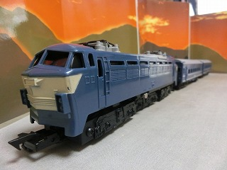 スーパーレール EF66形電気機関車
