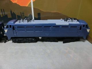 スーパーレール EF66形電気機関車②