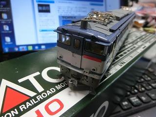 KATO「EF65 1000番台 後期形(JR貨物2次更新色)」 車両③