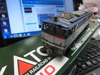 KATO「EF65 1000番台 後期形(JR貨物2次更新色)」 車両⑤