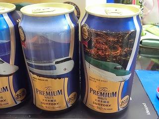 総選挙2位と3位のデザイン缶