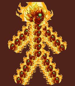 太陽神ラーズ8