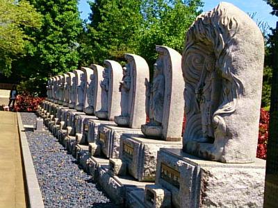 正福寺のお地蔵様たち