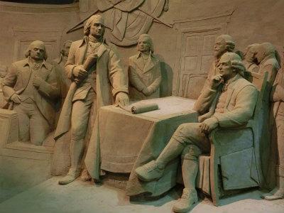 独立宣言1776年7月4日