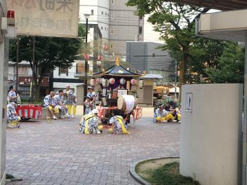 祇園で飲み会2