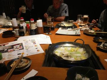祇園で飲み会4