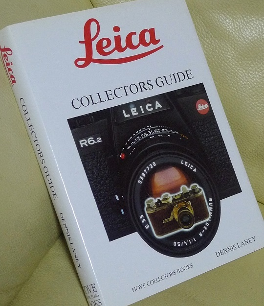 Leica Collectors Guide Hove Collectors Books