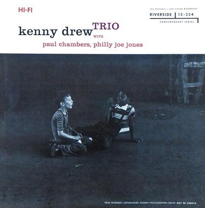 Kenny Drew Trio Riverside RLP 12-224
